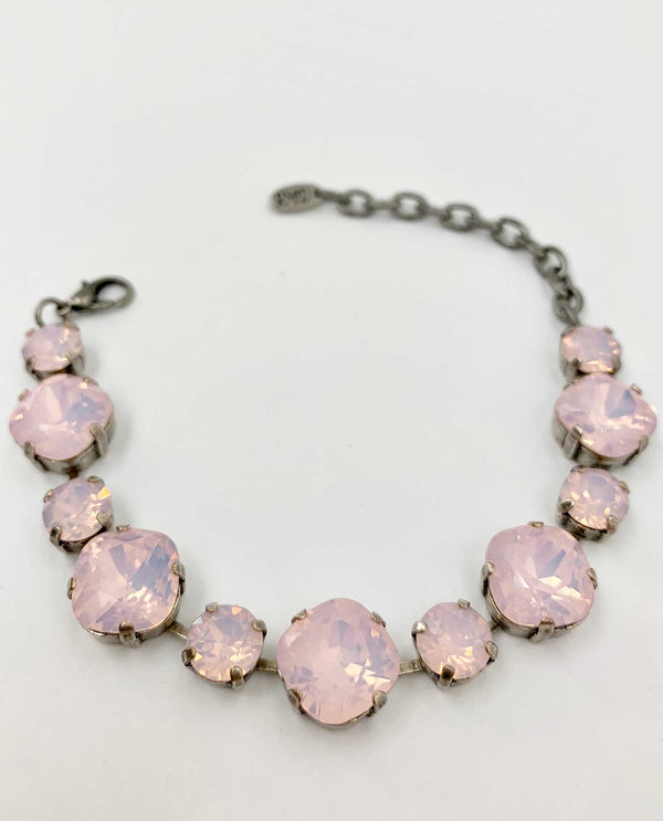 Laura Bracelet BY RACHEL MARIE DESIGNS rose water