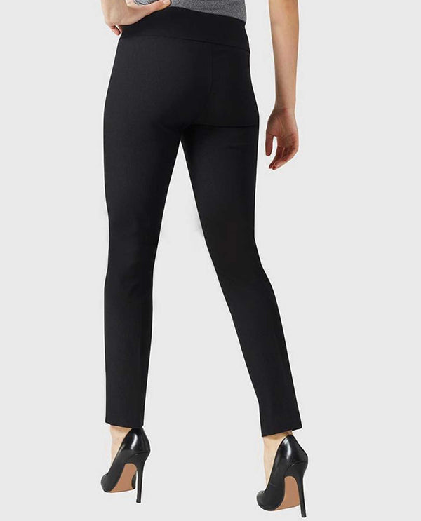 "53101 Lisette 28"" Ankle Pant slimming women's black pants that are flattering"