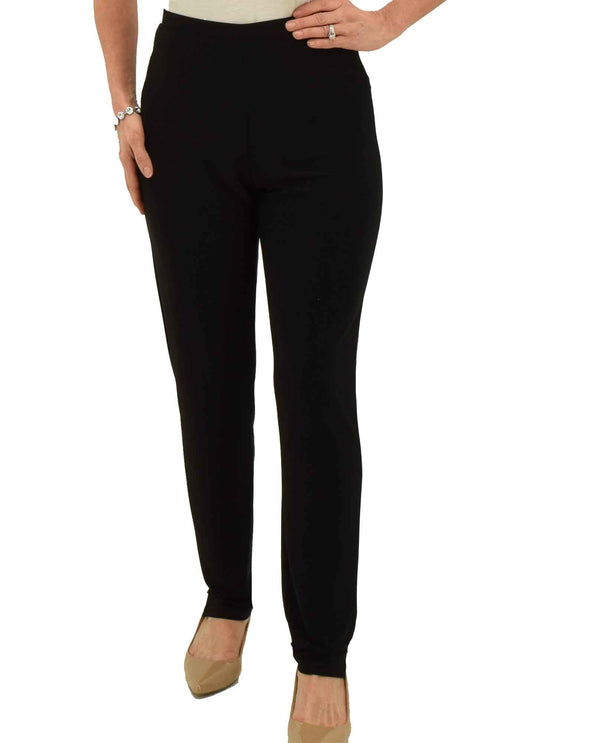 Black By JJ IT129L Relax Long Narrow Pants