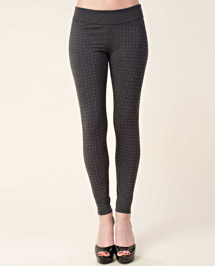 ba03a6dc87998 Vocal Jersey Leggings | The Clothing Cove | Vocal Clothing