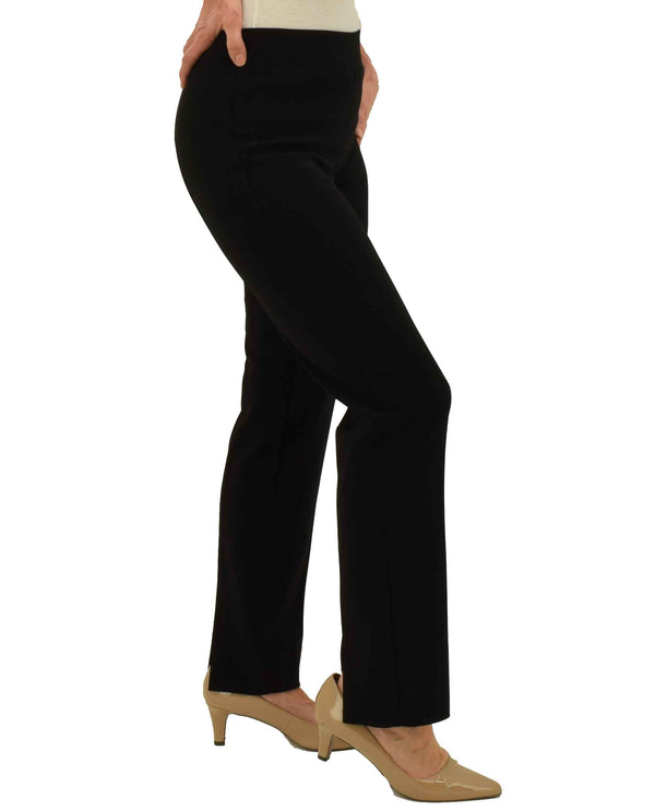 Black Joseph Ribkoff 143105G Pull On Pant