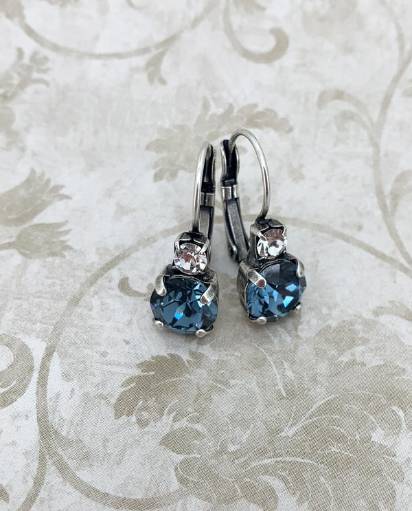 Rachel Marie Jordan 8Mm Earring Denim