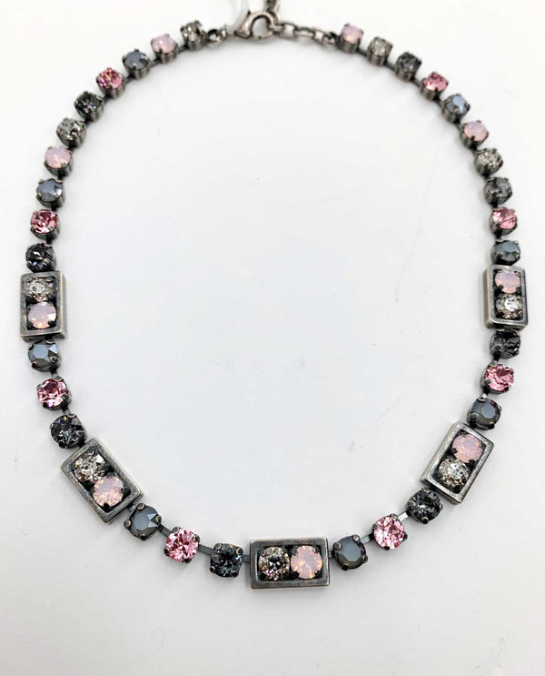 Tribeca Necklace Pink Panther By Rachel Marie Designs