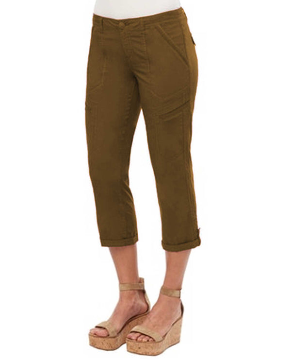 RDPN Democracy B134E8X2 Convertible Utility Crop Pants