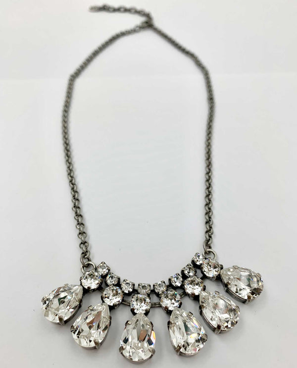 Julie Rolo Necklace By Rachel Marie Designs clear