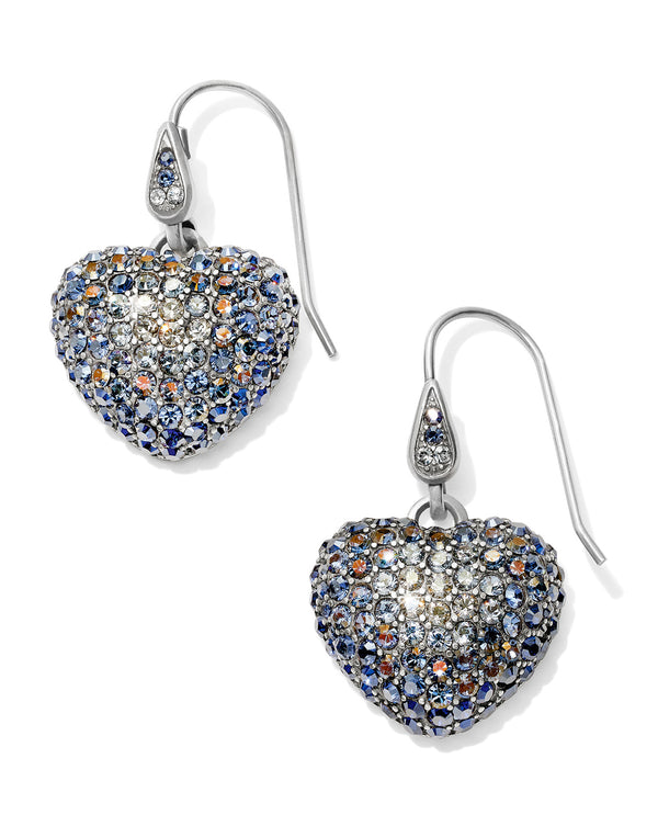 Brighton JA4623 Love Is All You Need French Wire Earrings