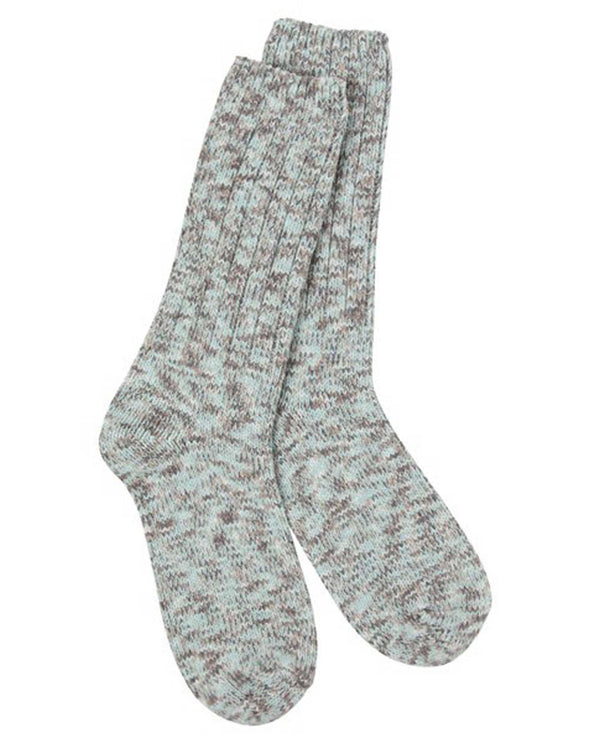 World's Softest Socks RAGGCRW326 Savannah Ragg Crew Socks
