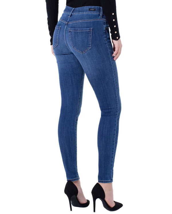 Cartersville Liverpool Jeans L2337CH4 Gia Glider Skinny Jeans
