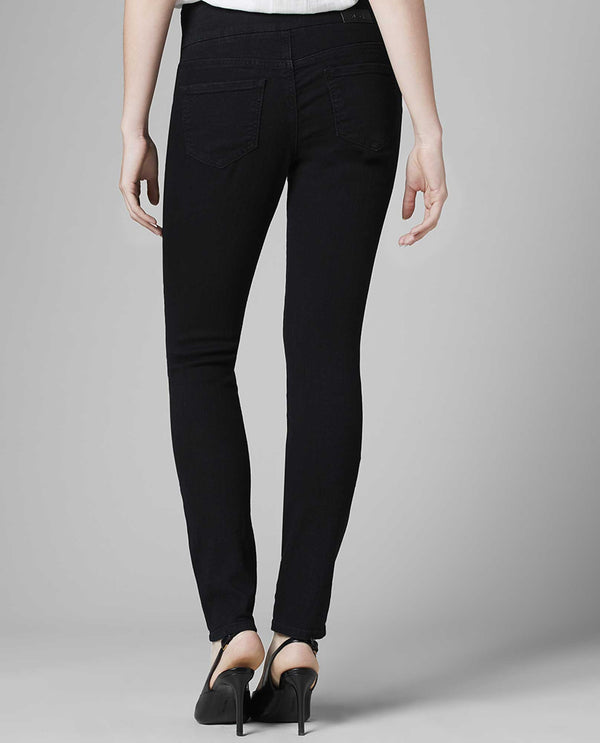 Jag Jeans J2112361BKRI Nora Skinny Jeans black slimming skinny jeans with pull-on waistband