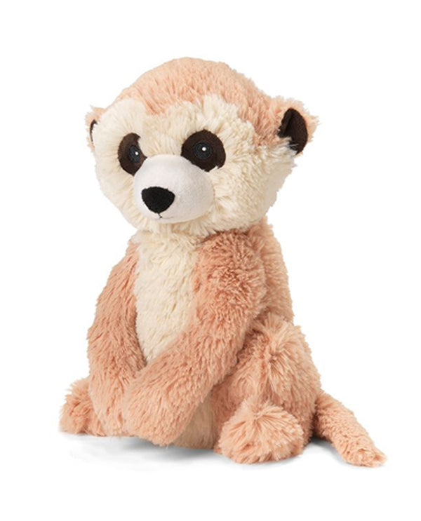 Warmies CP-MEE Meerkat plush microwavable meerkat gently scented with french lavender