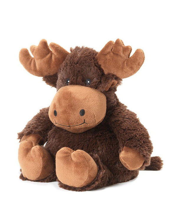 Warmies CP-MOO Moose adorable plush microwavable moose scented with french lavender