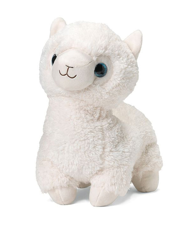 Warmies CP-LLa Llama adorable plush microwavable llama scented with french lavender