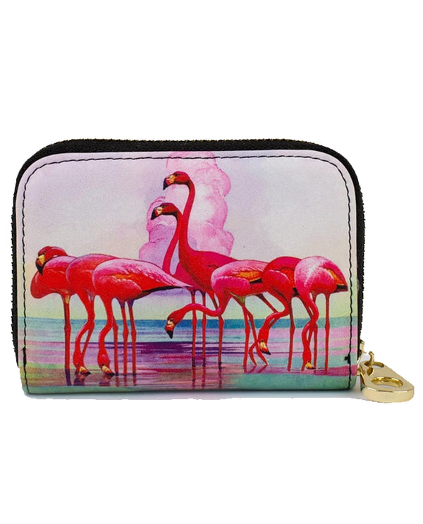 Rfid Flamingo Zip