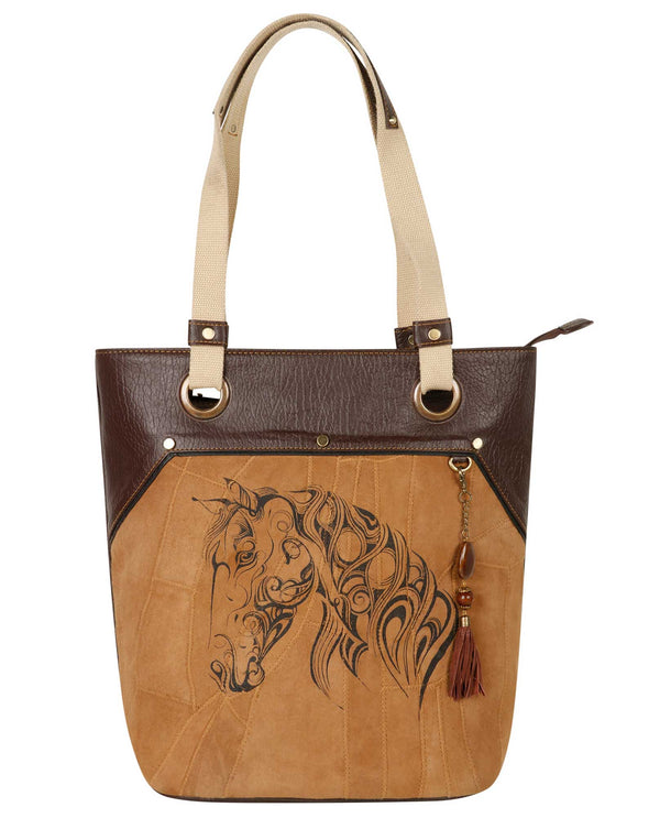 Vaan and Co VG1033 Horse Tote