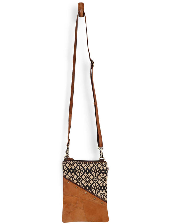 Vaan and Co VBOC049 Varik Crossbody Bag
