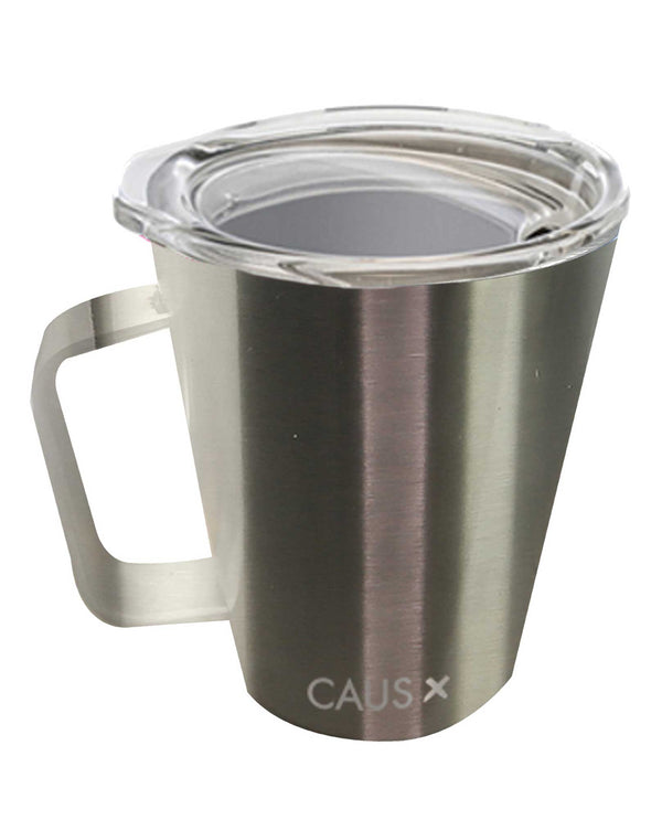 This is my Caus 27437 12 Oz Gunmetal Coffee Tumbler