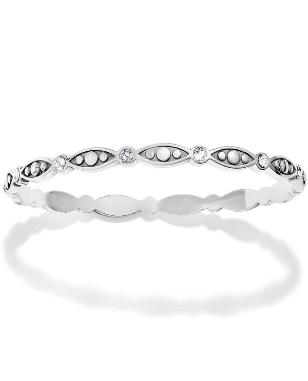 Brighton JF7221 Journey To India Thin Bangle Bracelet