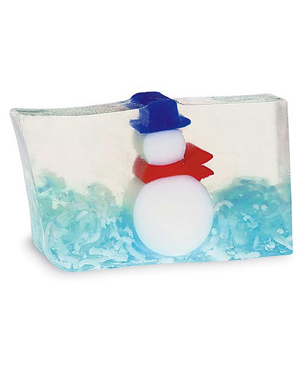 Primal Elements SW2SN Snowy Bar Soap