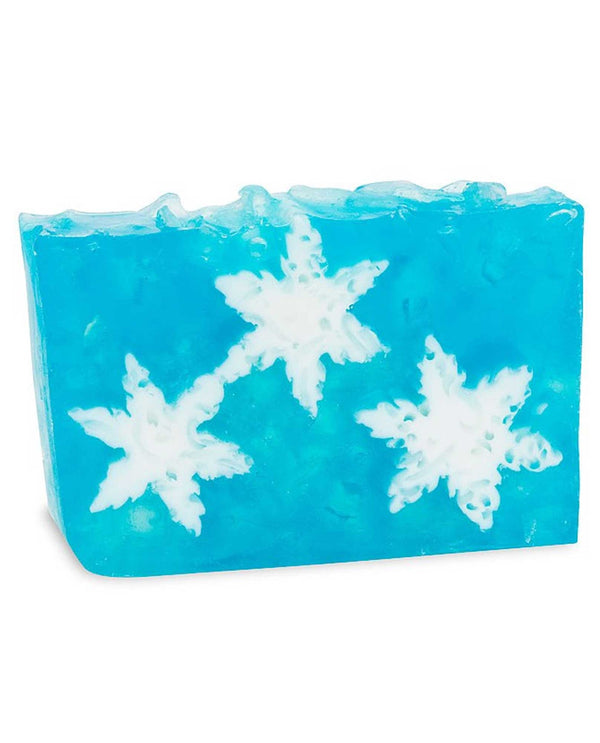 Primal Elements SW2SF Snowflakes Bar Soap