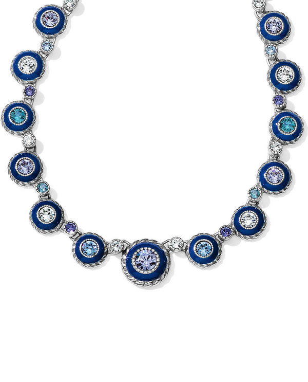 Brighton JM1543 Halo Eclipse Collar Necklace