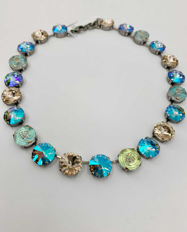 Cecelia Wreath Necklace By Rachel Marie Designs