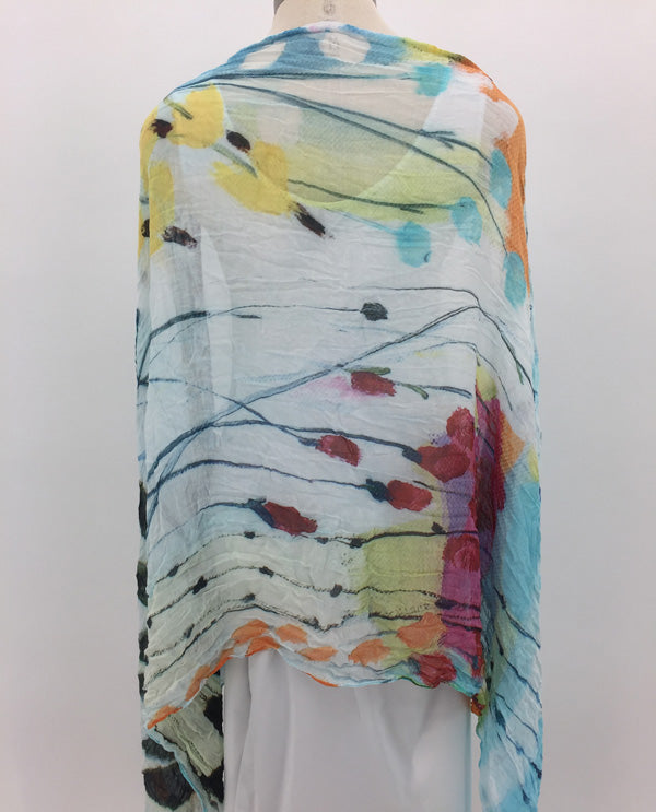 Print Woven Scarf