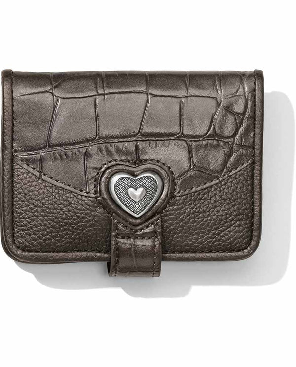 Brighton T1039P Bellissimo Heart Small Wallet