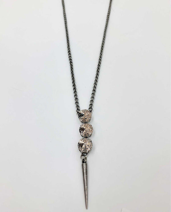 Karen Spike Necklace By Rachel Marie Designs