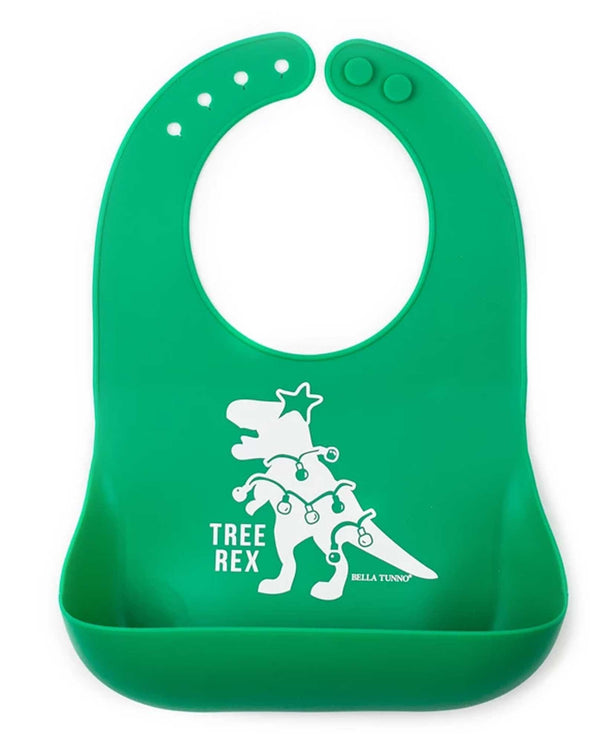 Bella Tunno  WB144 Tree Rex Wonder Bib