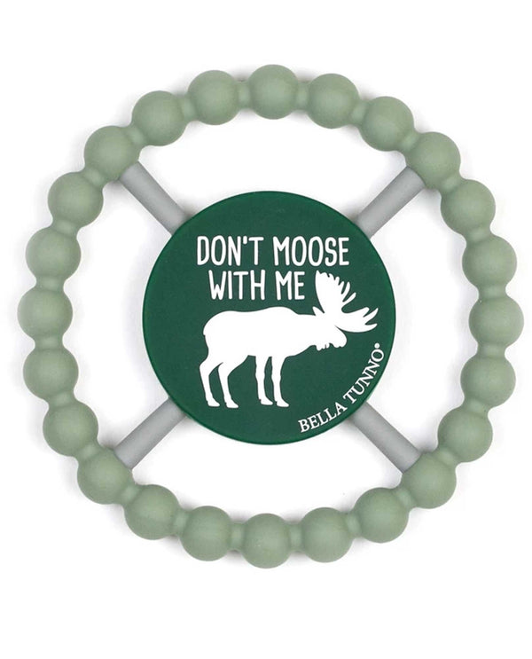 Bella Tunno TE85 Dont Moose With Me Teether