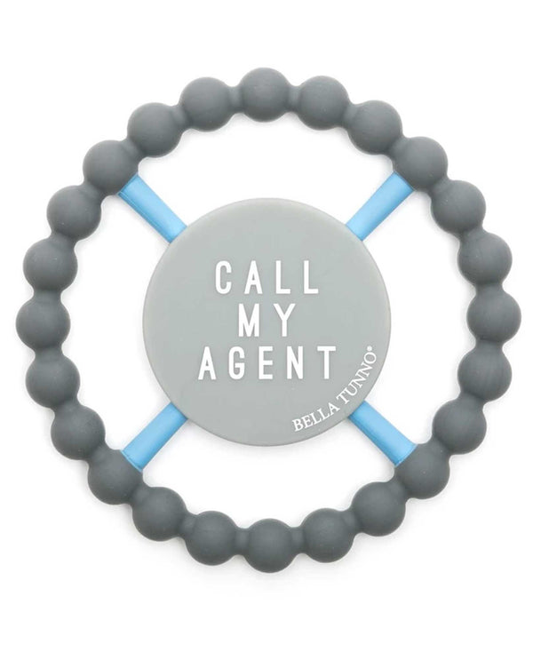Bella Tunno TE67 Call My Agent Teether