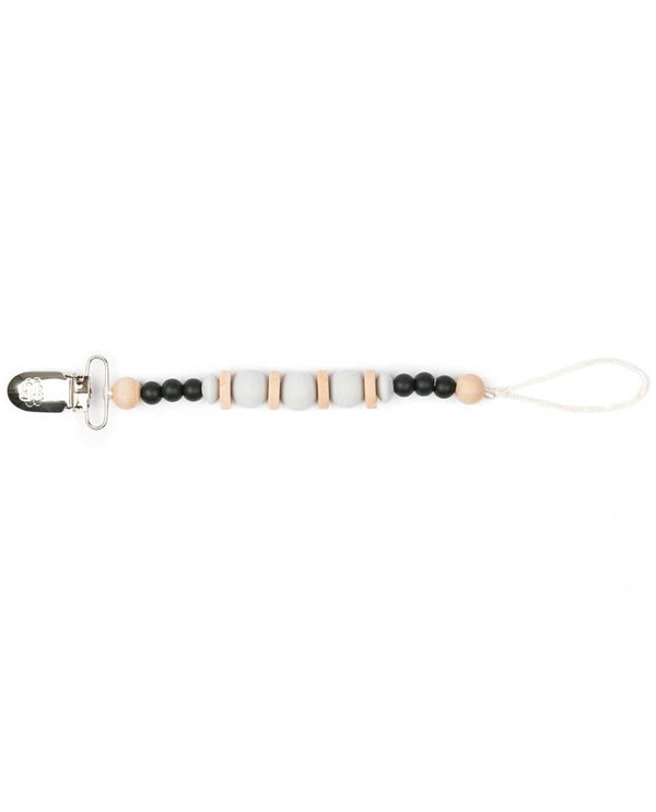 Bella Tunno GBP57 Black Bevin Pacifier Clip