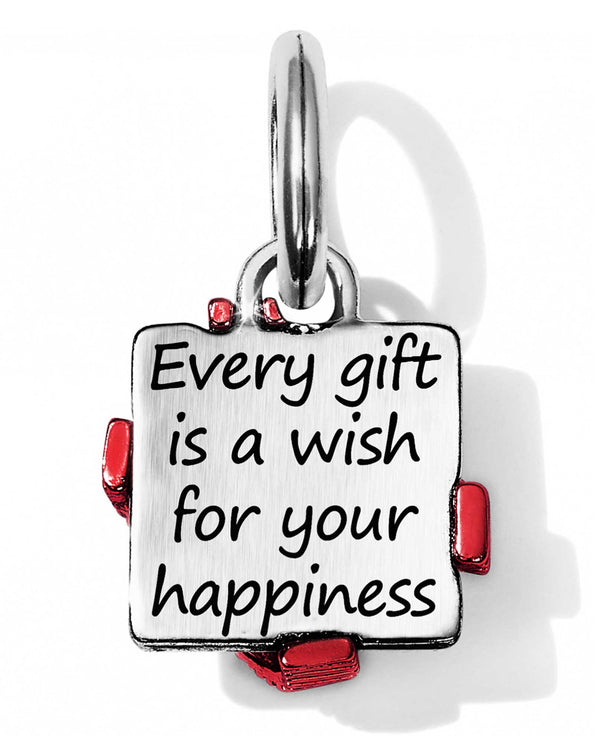 Brgihton JC4672 Wishful Gift Charm
