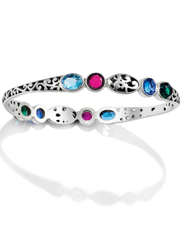 Brighton JF6973 Elora Gems Vitrail Bangle