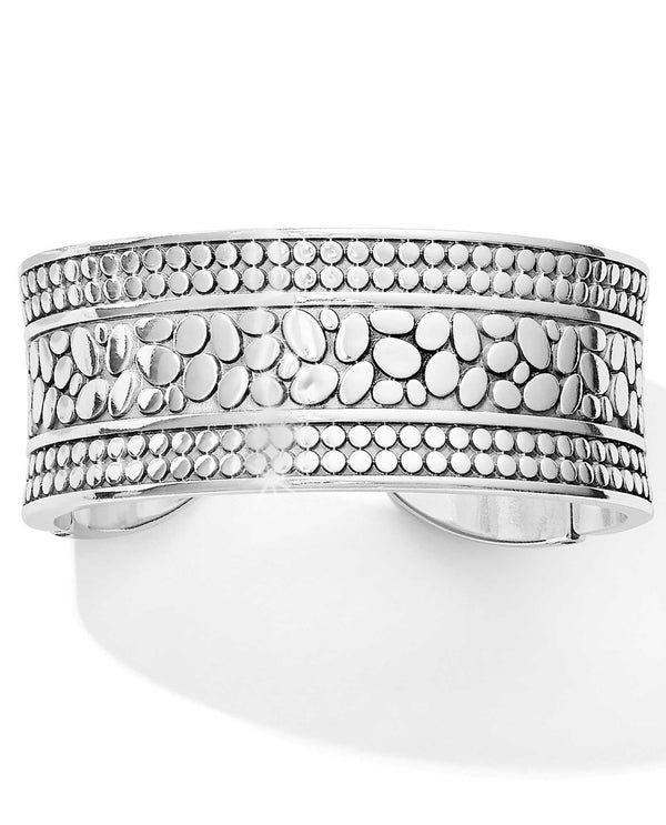 Brighton JF7020 Pebble Double Hinged Bangle