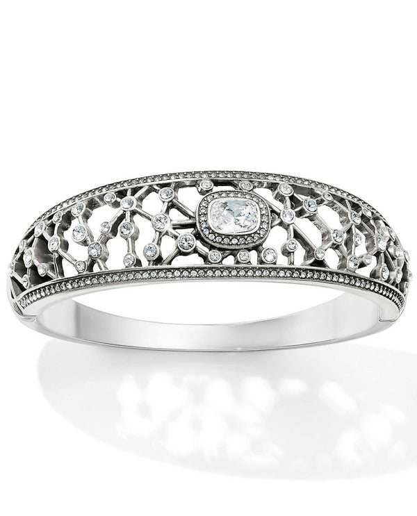 Brighton JF7081 Empress Hinged Bangle
