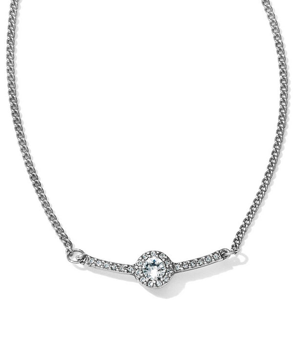 Brighton JM1801 Illumina Bar Necklace