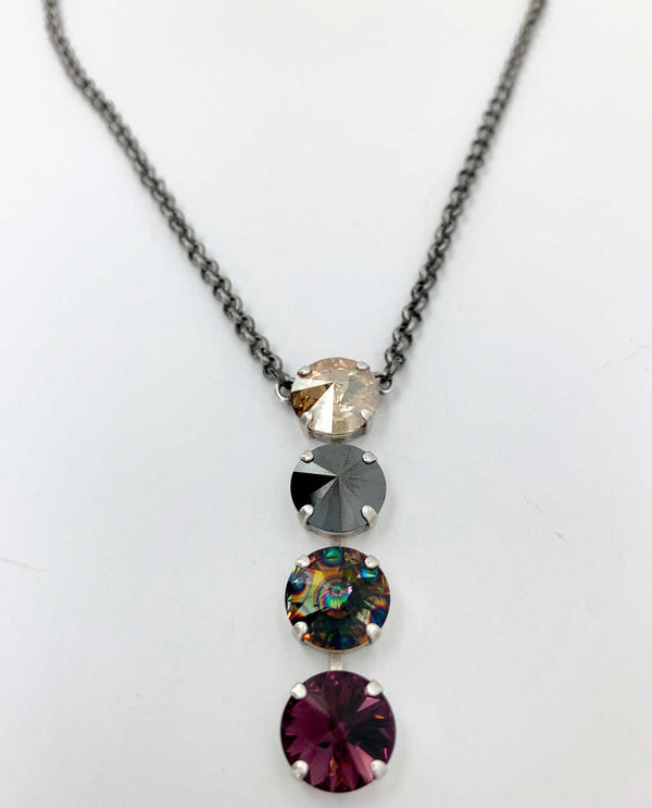Karen Necklace Soiree By Rachel Marie Designs