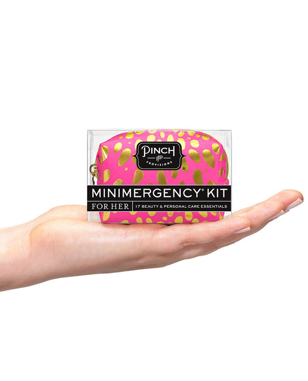 Spotted Minimergency Kit Pinch MSP12