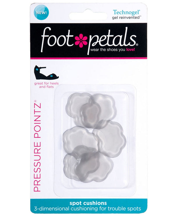 Foot Petals 71120 Pressure Points Cushions