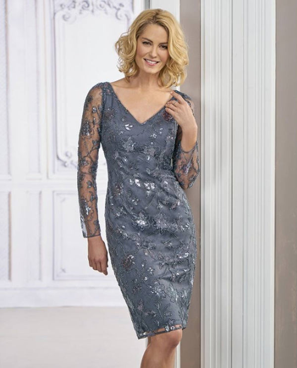 Iron Jasmine M190011 Sequin Lace Dress