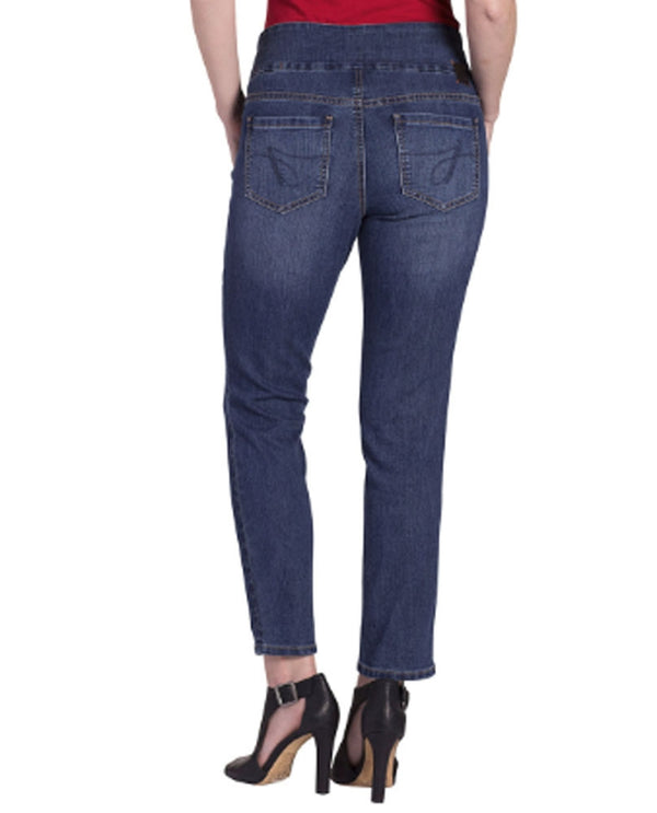 Jag J2321190BLDI Amelia Slim Ankle Jeans with pull on waistband