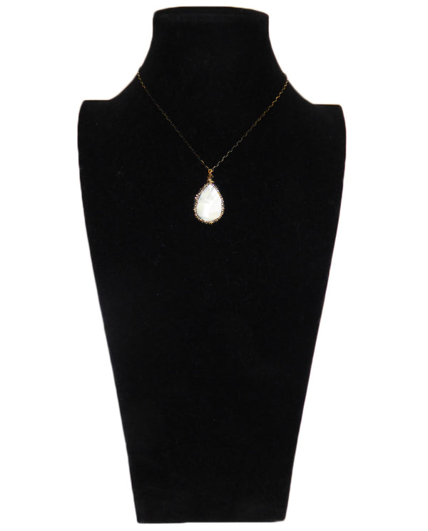 Carla Mother Of Pearl Necklace