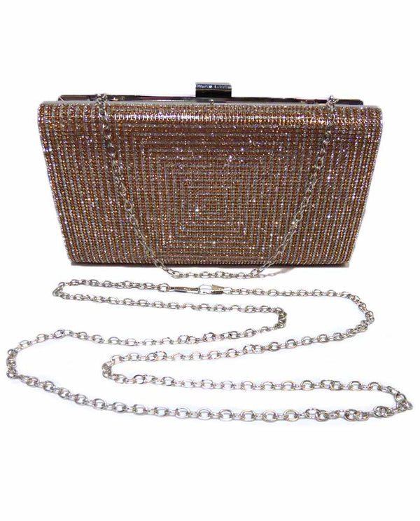 Sparkle Front Evening Bag