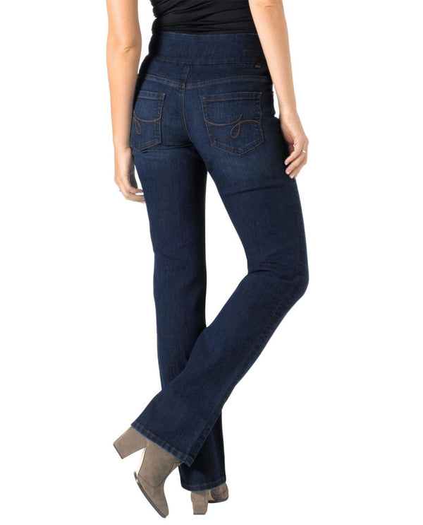 Jag J2114447MEWA Paley Bootcut indigo - back view