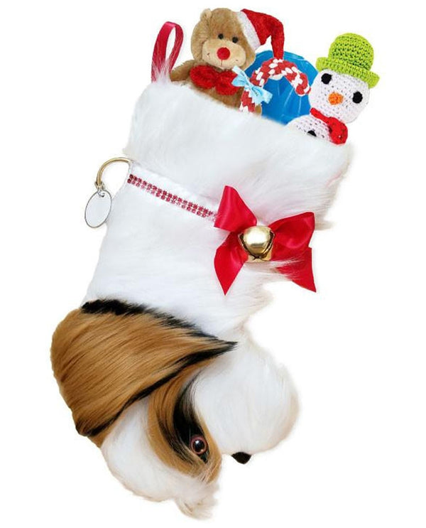 Shih Tzu Stocking Treat Holder