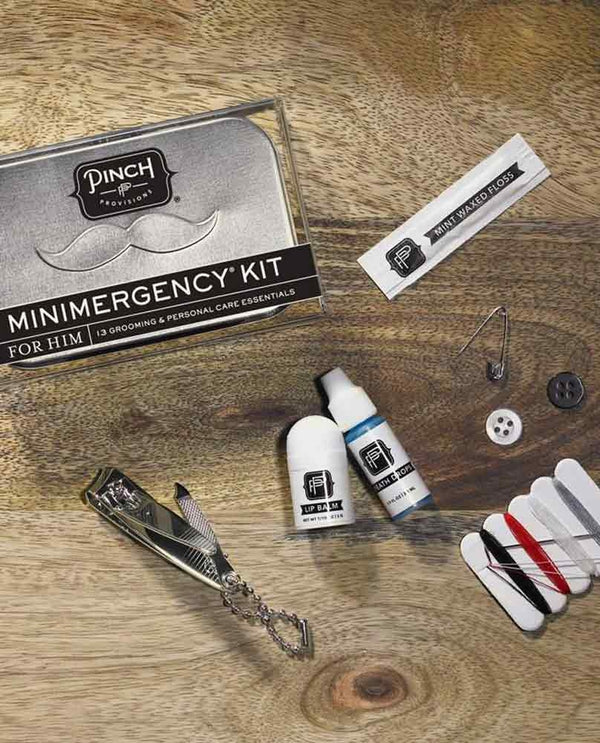 Pinch Minimergency Kit For Him