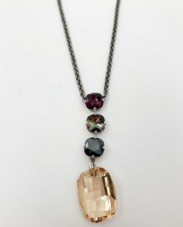 Trixie Soiree Necklace By Rachel Marie Designs
