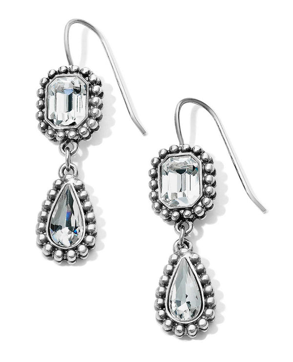 Brighton JA6361 Twinkle Elite French Wire Earrings