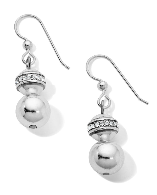 Brighton JA6421 Meridian Petite Principle French Wire Earrings